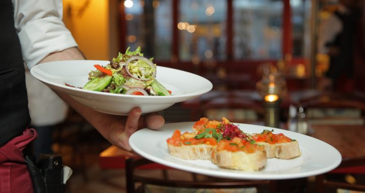 dining out low fodmap diet
